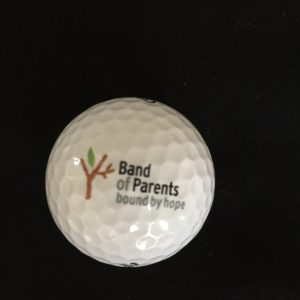 Image of Band of Parents Callaway Chrome Dual Soft Fast Core Golf Ball - Pack of 3 For Sale