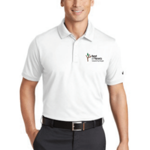 Image of Band of Parents Nike Dry Fit Polo Shirt For Sale