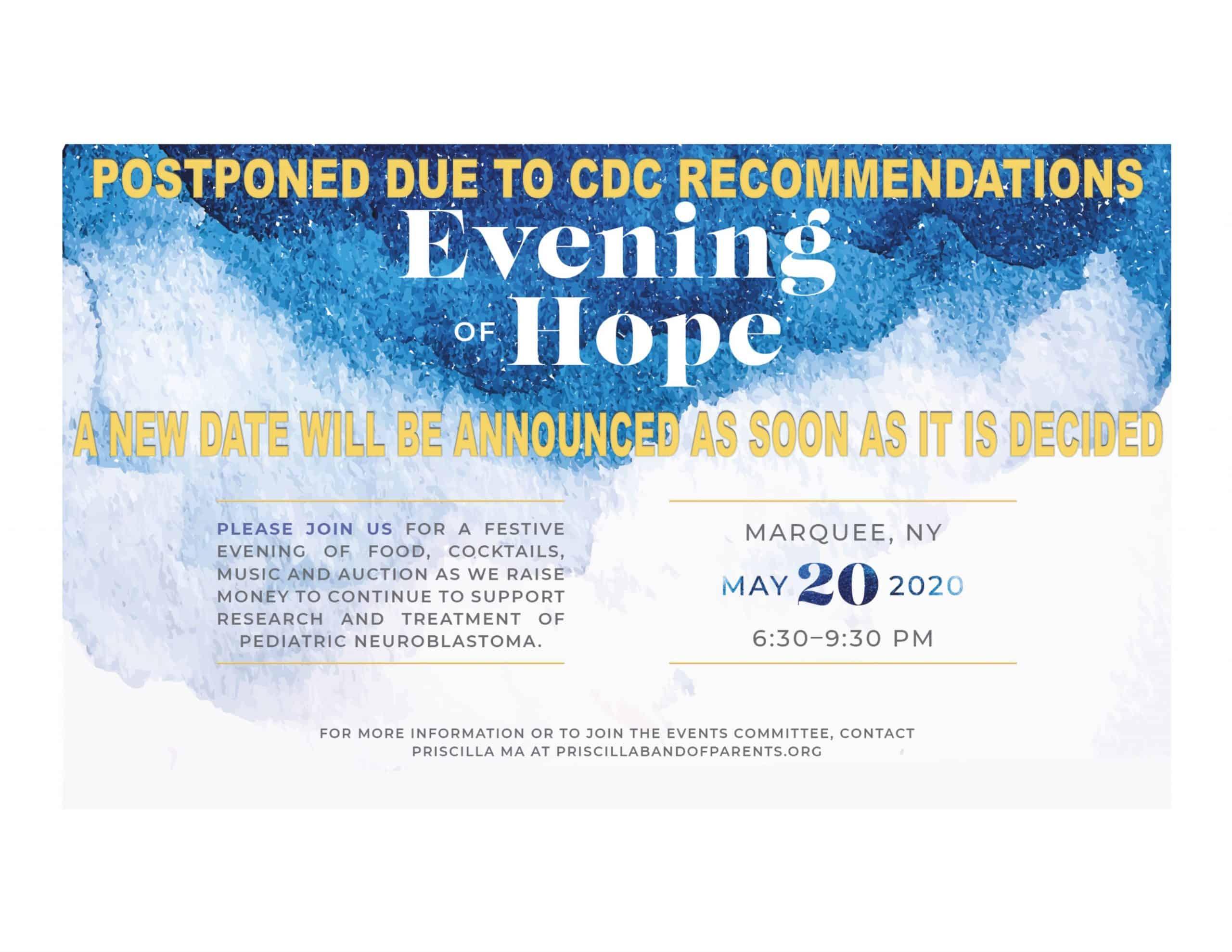 EOH Postponed