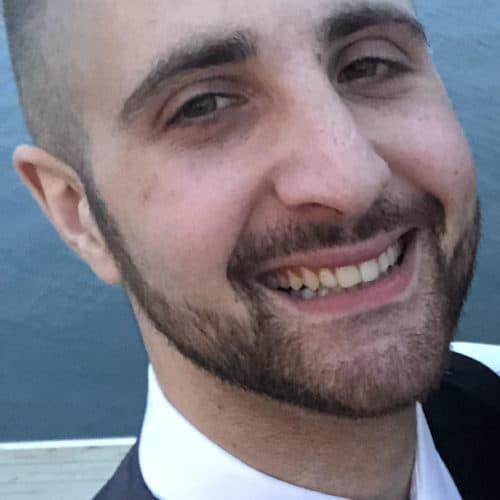 Christopher Roma, Associate Board Member