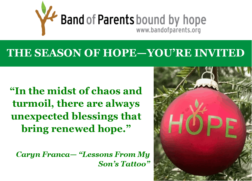The season of hope youre invited